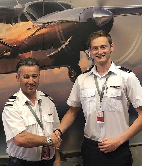 Airline Cadet Pilot program
