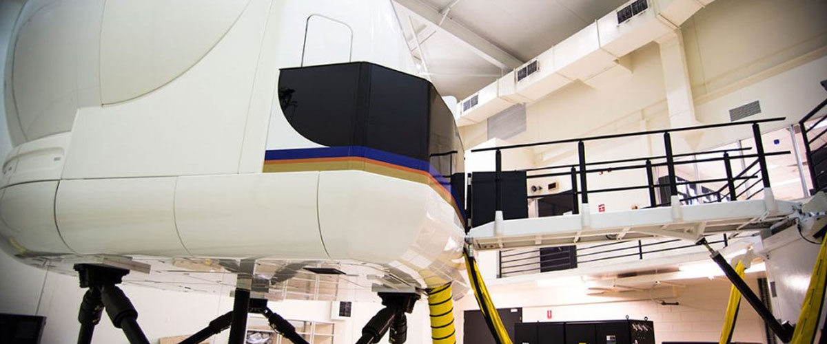 Cessna Citation Mustang - Level D Simulator